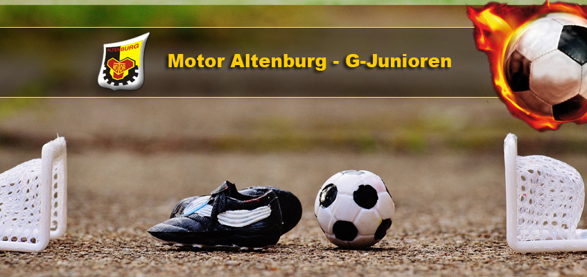 G-Junioren Motor Altenburg
