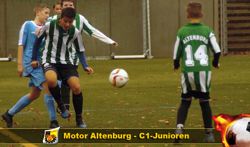 C1-Junioren Motor Altenburg