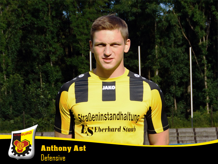 Anthony Ast | Defensive