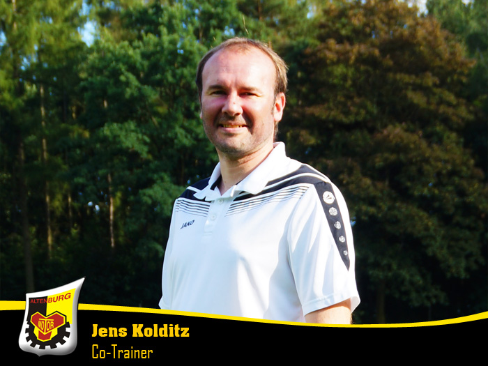 Jens Kolditz | Co-Trainer