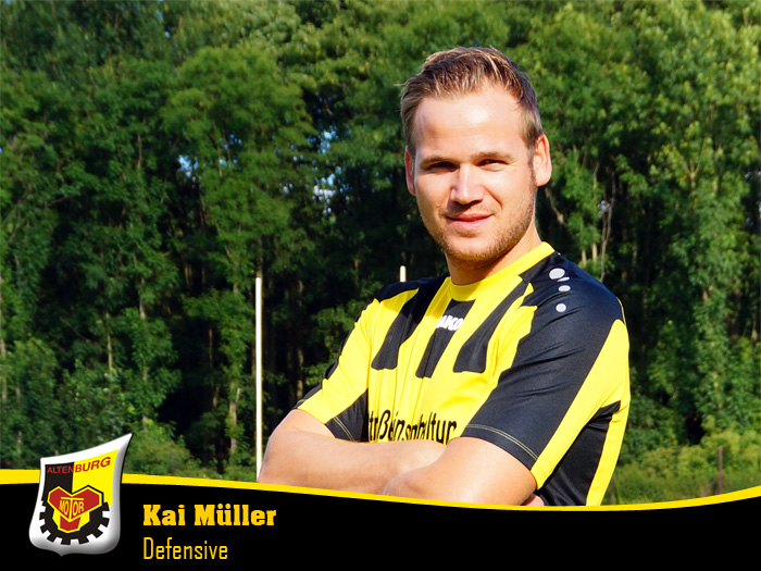 Kai Müller | Defensive