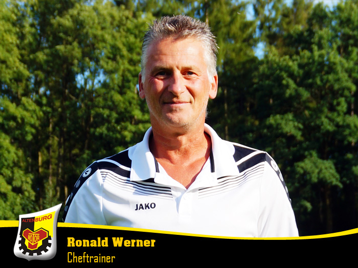 Ronald Werner | Trainer