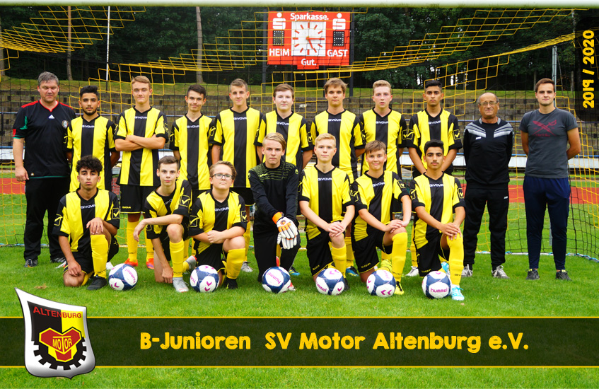 B-Junioren Motor Altenburg