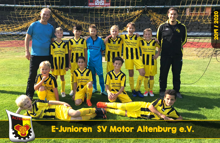 E-Junioren Motor Altenburg