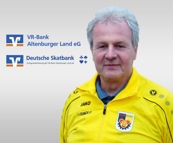 Eberhard Staab - Vizepräsident Motor Altenburg