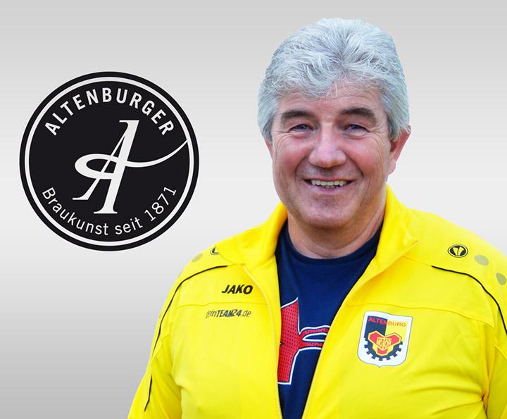 Frank Berlin - Präsident Motor Altenburg