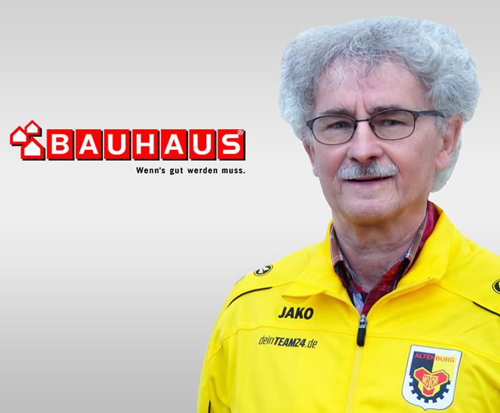 Hartmut Kröber - Sponsoring Motor Altenburg
