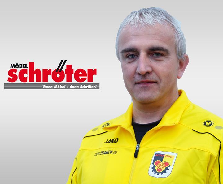 Thomas Koerth - Sportlicher Leiter Motor Altenburg