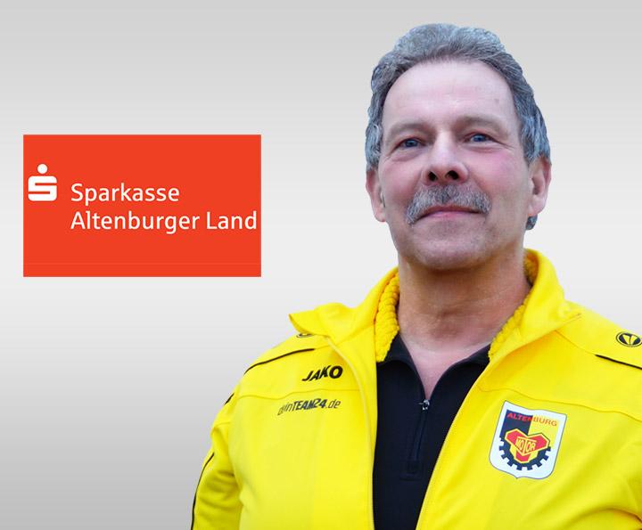 Thomas Köhler - Schatzmeister Motor Altenburg